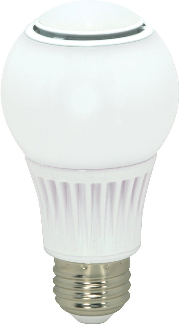S9037/S9039 - Satco - KolourOne - Omni-Directional LED Lamp - 10.5 Watt - A19 - 2700K/5000K