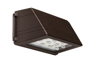 Utopia - LED - Wall Pack - 100-277V -  23 Watt - 1200 Lumens - 5000K - 5 Year Warranty