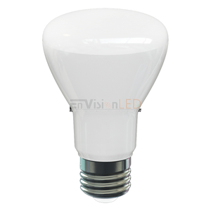 Envision - LED - BR20 - 7.5 Watts - Warm White - 550 Lumens - 3000K - E26 Base - 120V- 5 Year Warranty
