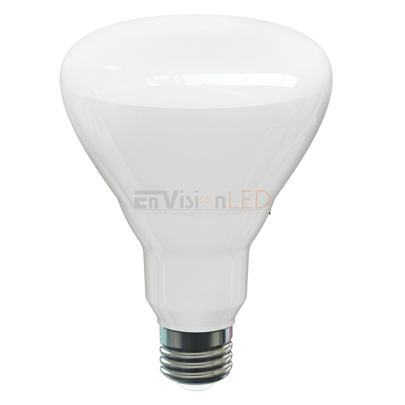Envision - LED - BR30 - 13.5 Watt - Warm White 3000K - 1100 Lumens - E26 Base - 120V- 5 Year Warranty