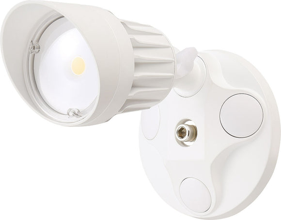 CTL - LED - 10 Watt - Single Head Security Light - White Color - 3000K/5000K