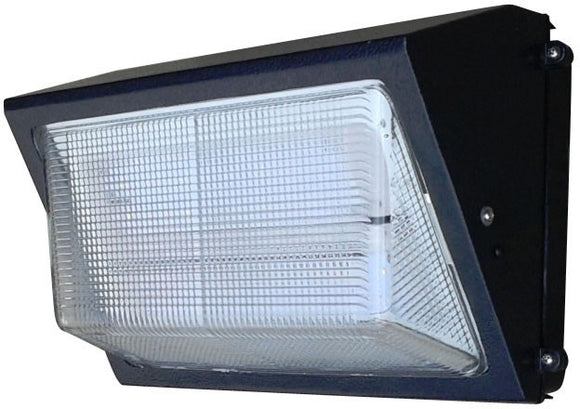 CTL - LED - 40 Watts - Front Horizontal Wall Pack - Daylight - Bronze Finish - 5500K
