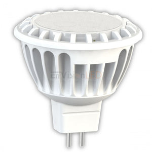 LED MR16 9 Watt 500 Lumens Dimmable Bi-Pin Base 120V