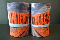 Outback Truckers Stubby Holder x 1