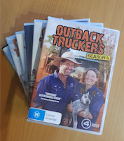 Outback Truckers DVD Bundle