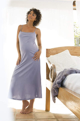 Cache Coeur Sofia Maternity and Nursing Full-Length Nightdress
