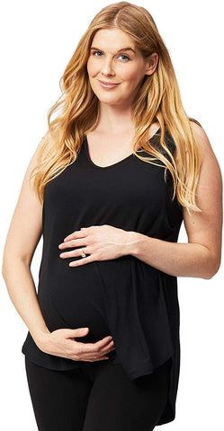 Cake Maternity Womens Swing Nursing Tank Top
