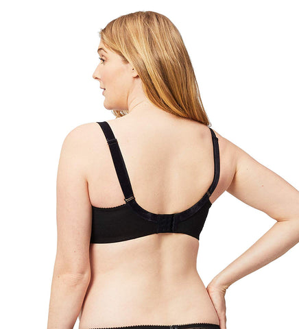 Cake Maternity Plus Size Timtams Women's Flexible Wire Balconette Nursing Bra