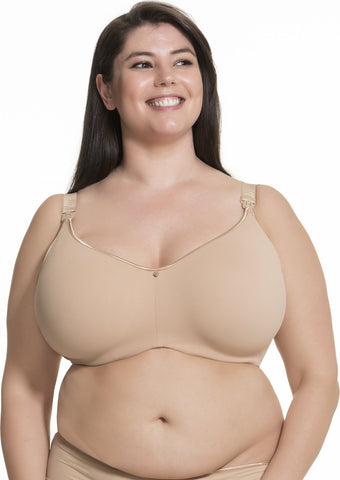 Cake Maternity Croissant Women's Flexi Wire Full Coverage T-Shirt Nursing Bra