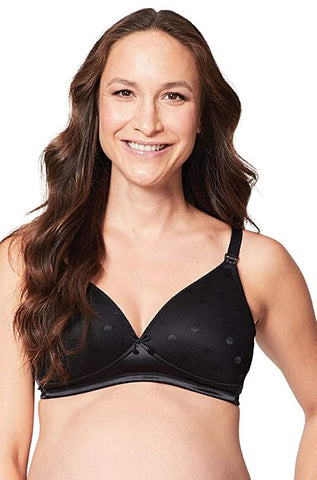 Cake Maternity Mousse Padded Wirefree Nursing/Maternity Bra