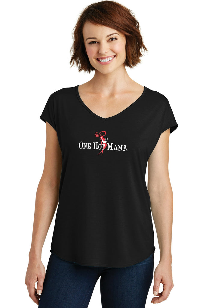 One Hot Mama Tee Shirt