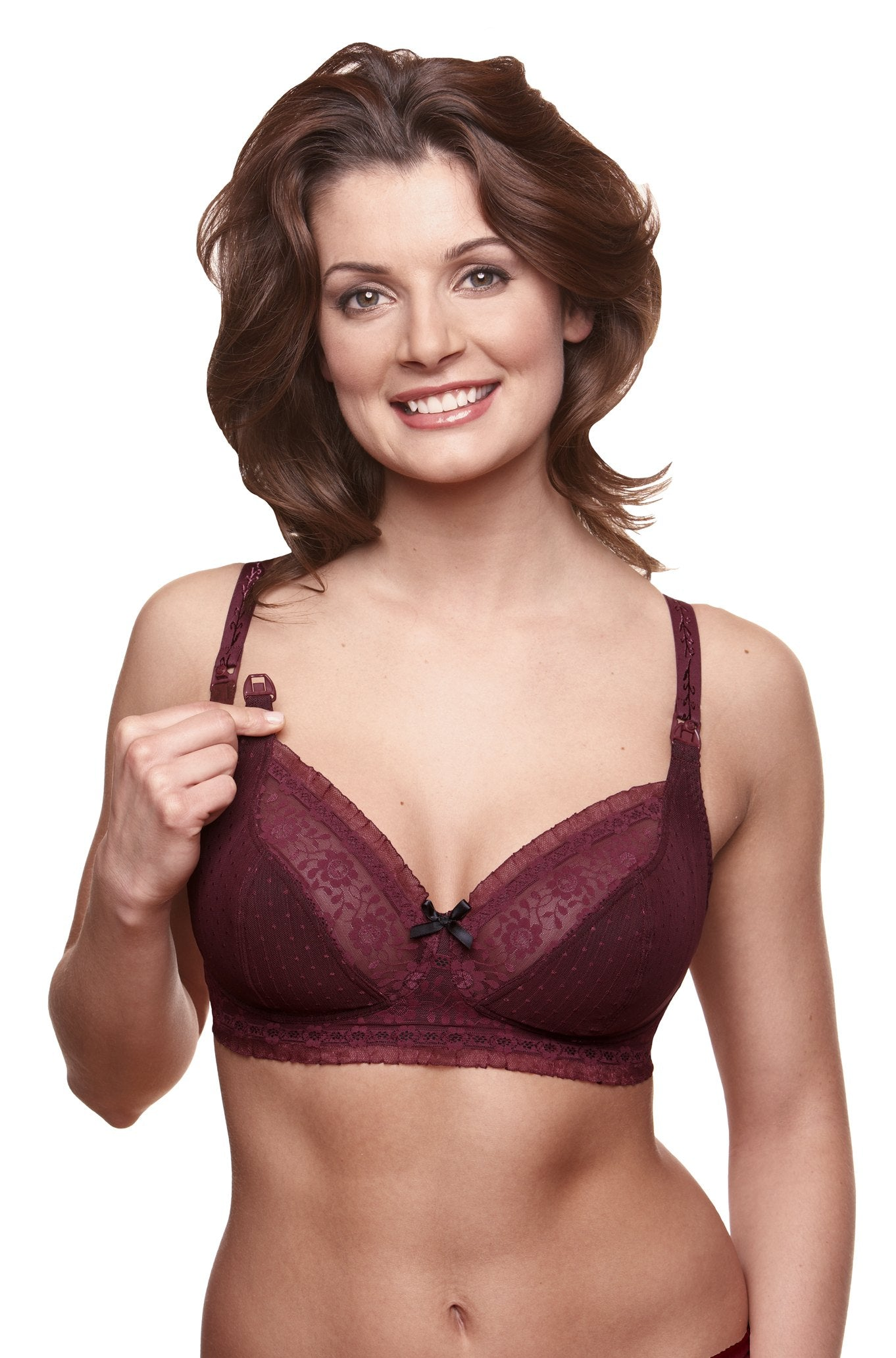 0732a4746f Nursing Bras - One Hot Mama Maternity