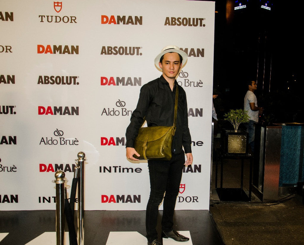 Silvarrie Walkway on Daman Magazine the 10th anniversary party