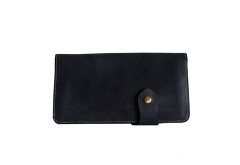 Wesley Walkway Wallet - Navy Blue