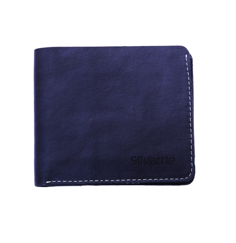 Wynne Walkway Wallet - Navy Blue