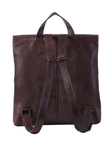 Karl Backpack - Dark Brown