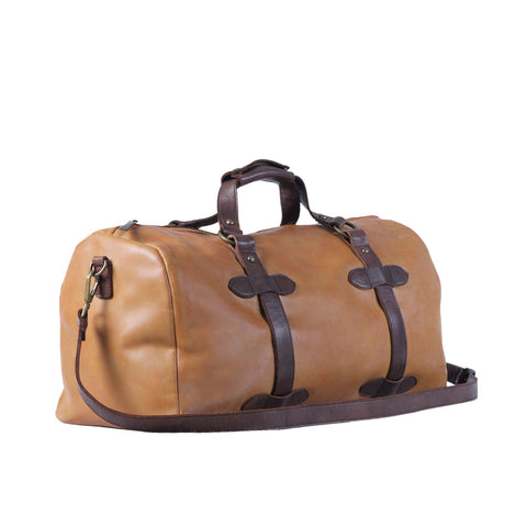 Emerson Walkway Traveler Cognac/Dark Brown