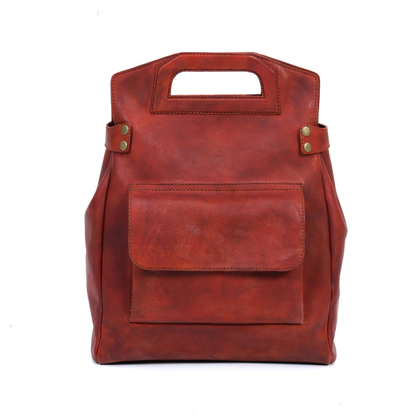 Morgan Backpack - Caramel