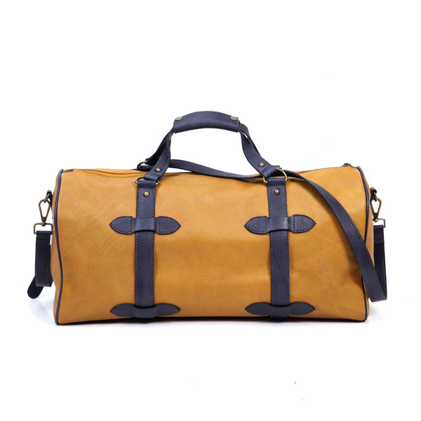 Emerson Walkway Traveller - Cognac Navy
