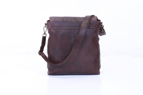 Jovanna Sling Bag - Dark Brown