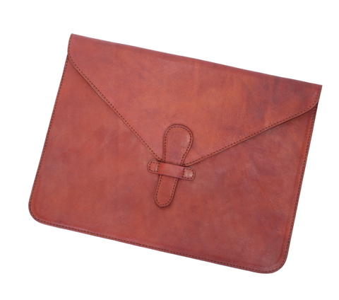 Marvolia Walkway Macbook Case - Caramel