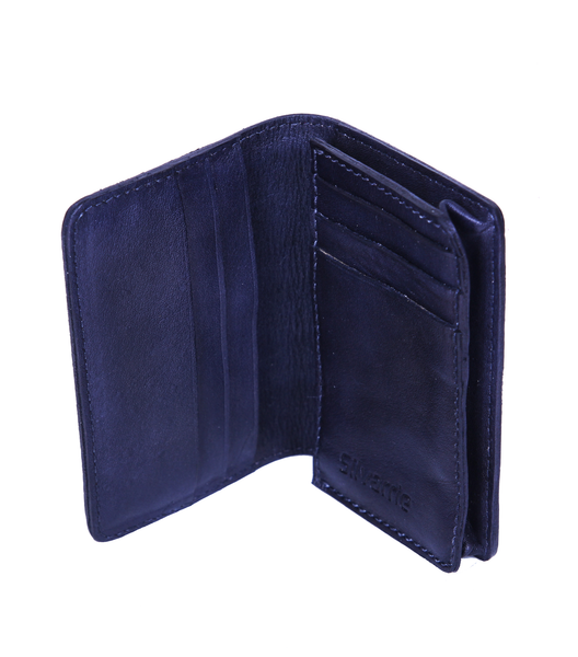 Bianca Walkway Card Holder - Navy Blue