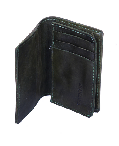 Bianca Walkway Card Holder - Olive Green