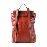 Matteo Backpack - Caramel Red