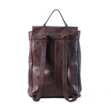 Matteo Backpack - Dark Brown