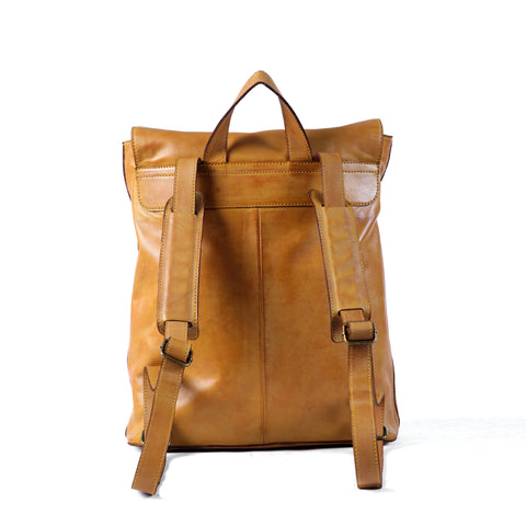 Rafael Backpack - Cognac