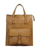 Marc Backpack - Cognac