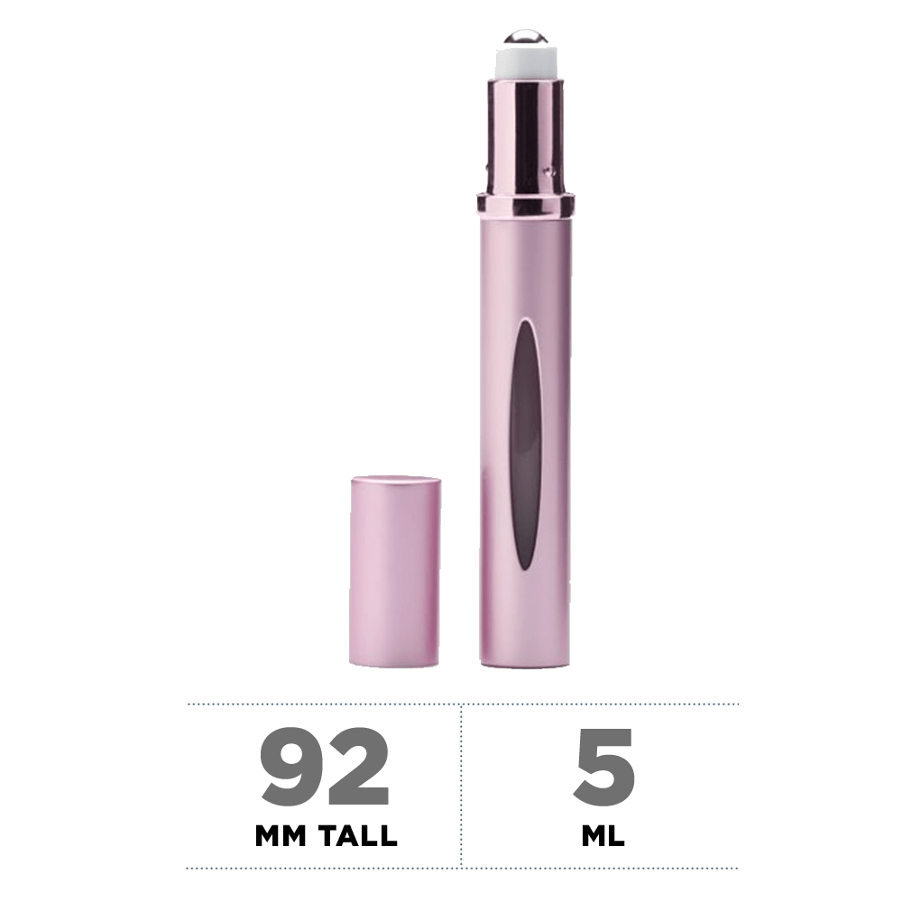 Pink Refillable Rollerball
