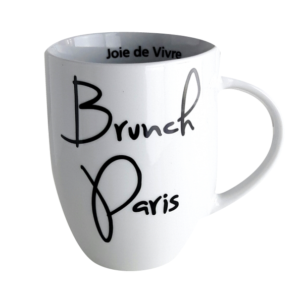Brunch Paris Mug