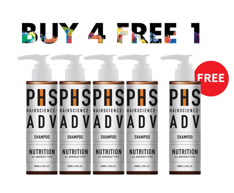 [Value Pack] ADV Nutrition Shampoo x 4