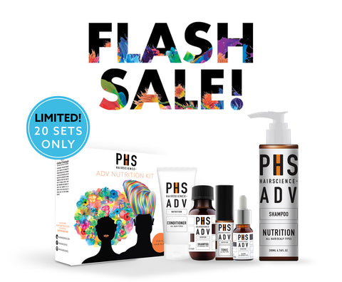 [Flash Sale] ADV Nutrition Starter Kit