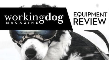 Equipment Review - Rex Specs in Working Dog Magazine