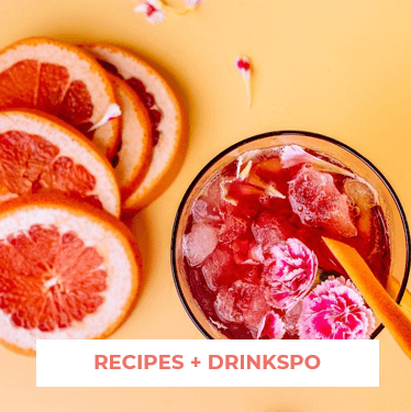 recipes and drinkspo