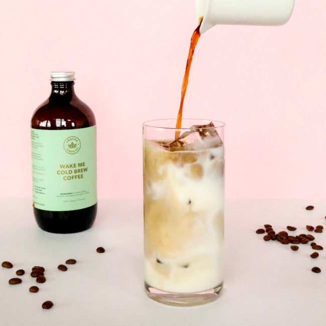 WAKE ME COLD BREW COFFEE MIXER