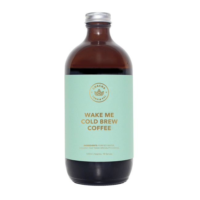 Wake Me Cold Brew Coffee Mixer (Back Soon)