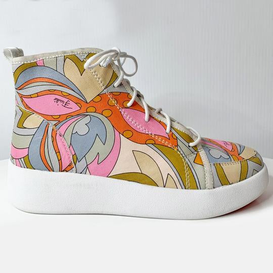 The Bay Lee - Pucci Print - MInx