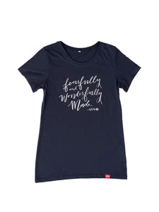 Wonderfully Made Women's Crew Neck Tee
