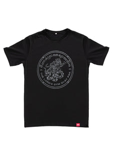 Lord's Gym Classic Crew Neck Tee [Black]