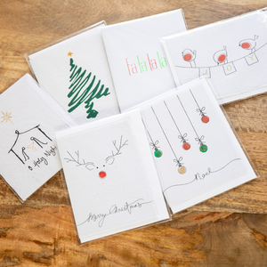 Christmas Card Pack (6)