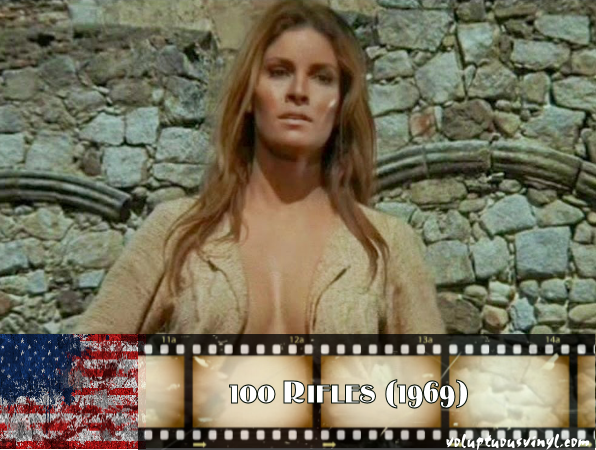 100 Rifles (1969) - 100 Seconds Of Raquel