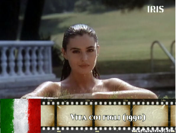 Vita coi figli [Life With Children] (1990) - The Birth of Monica Bellucci: Actress