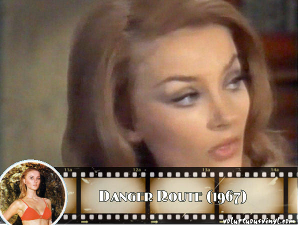 Barbara Bouchet The Man From U N C L E The Project