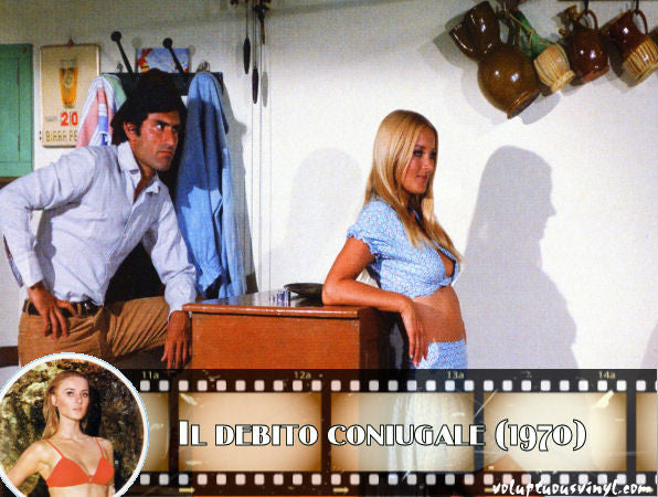 Il debito coniugale [The Conjugal Debt] (1970)