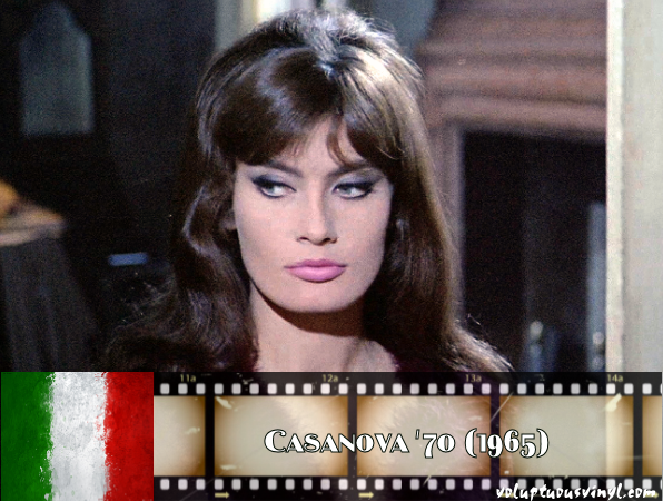 Casanova '70 (1965) - Marisa Mell Saves The Day