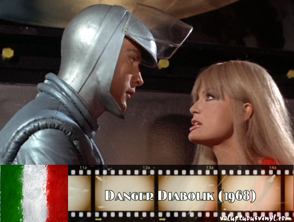 Danger: Diabolik (1968) - Possibly The Best Comic Book Movie Ever Made!