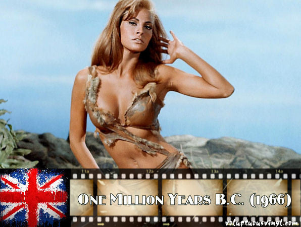 One Million Years B.C. (1966) - When Furkinis Ruled The Earth